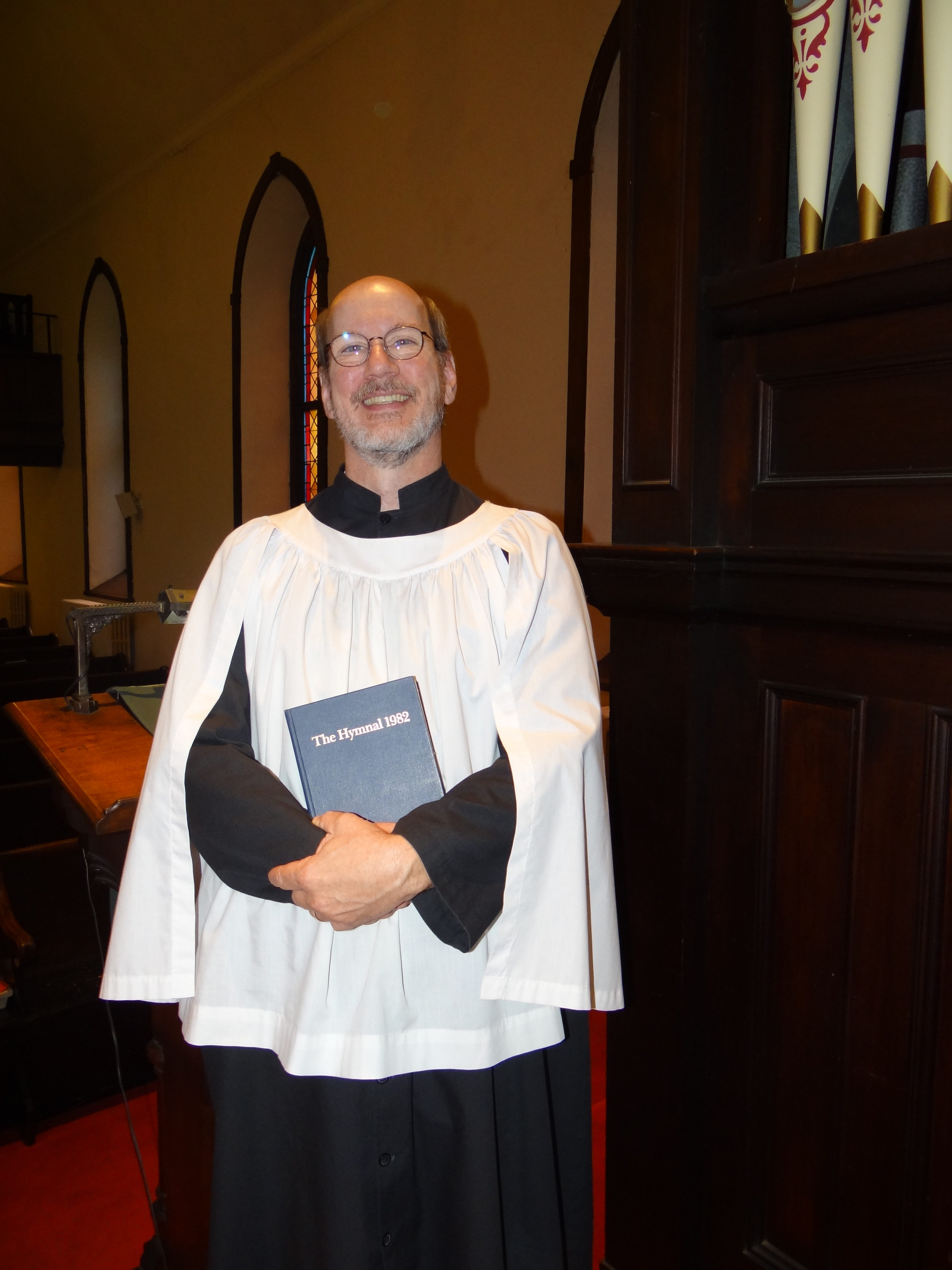 Staff and Vestry Members – Trinity Episcopal Church